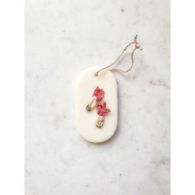 Fleur d'oranger Tablette de cire parfumée Tablette de cire parfumée fleurie