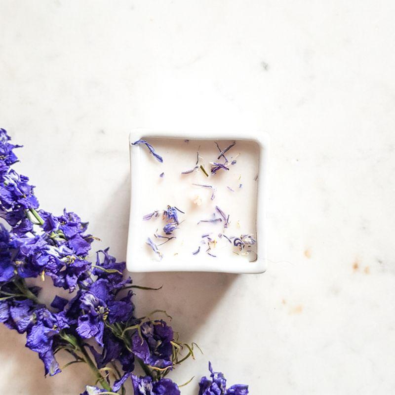 Bougie parfumée naturelle cadeau invité mariage évènements Mariage