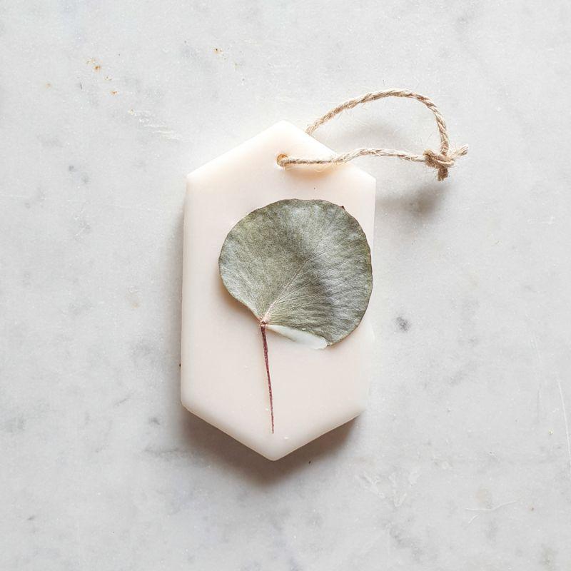 Eucalyptus Tablette de cire parfumée Tablette de cire parfumée fleurie