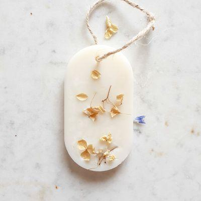 Mousse de forêt Tablette de cire parfumée Tablette de cire parfumée fleurie