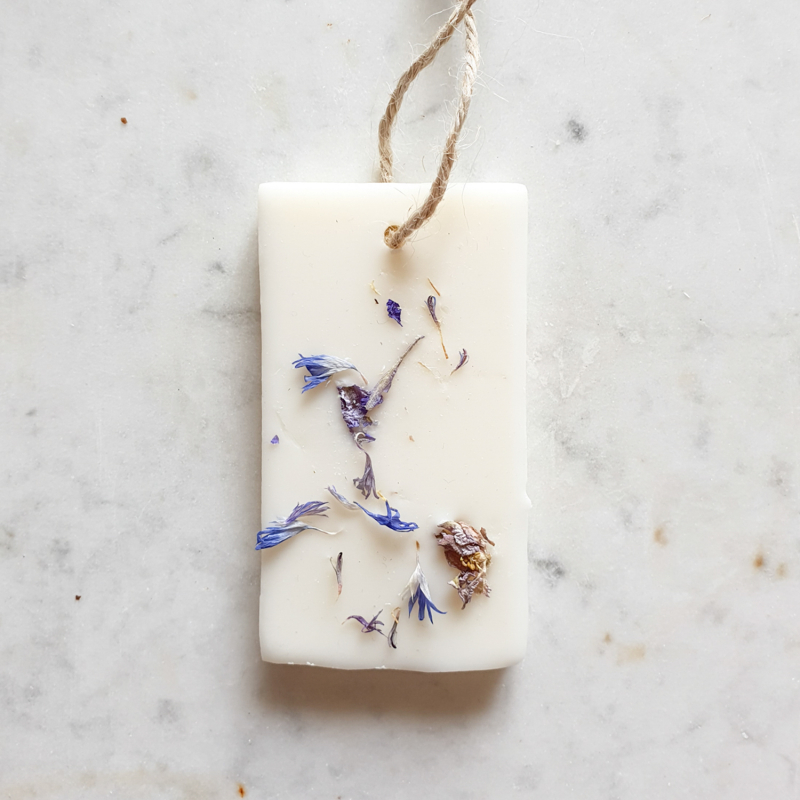Linge frais Tablette de cire parfumée Tablette de cire parfumée fleurie