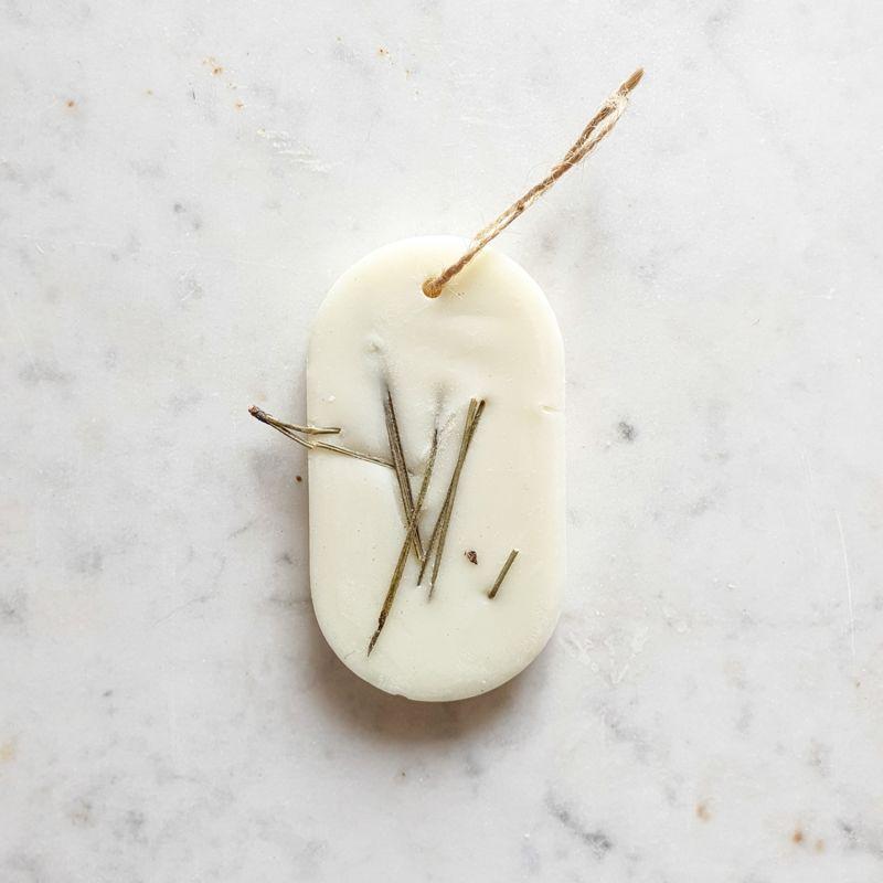Pin des landes Tablette de cire parfumée Tablette de cire parfumée fleurie