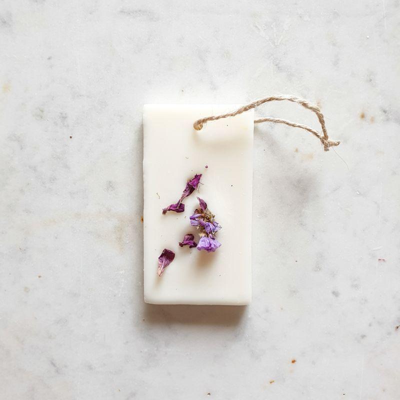 Figue Tablette de cire parfumée Tablette de cire parfumée fleurie