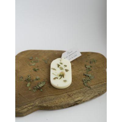 Fleur de pommier - Tablette de cire parfumée Tablettes
