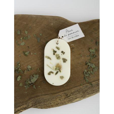 Fleur de pommier - Tablette de cire parfumée