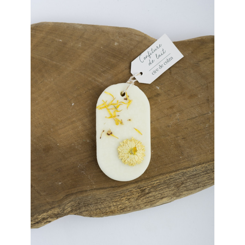 Confiture de lait - Tablette de cire parfumée Tablettes