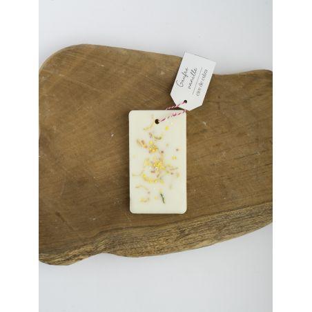 Gaufre vanille - Tablette de cire parfumée