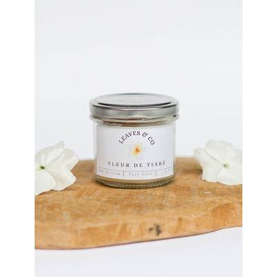 Fleur de tiaré - Bougie parfumée - Pot de saison Bougies