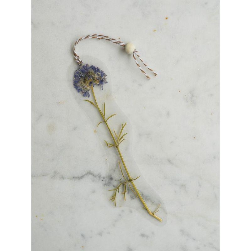 Marque-page - Didiscus Décoration florale